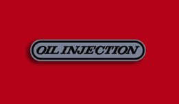Bridgestone oil injection decals