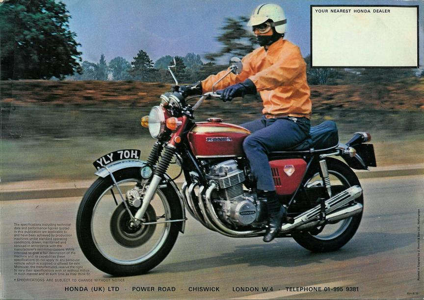 Vintage Kawasaki Commercial