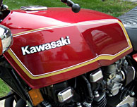 decals for classic kawasaki kz1000 a z1r mkii g1. Black Bedroom Furniture Sets. Home Design Ideas