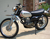 1979 honda xl185s manual