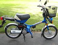 1983 Honda NC50 Express
