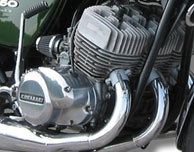 Kawasaki Triple Parts