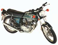 1974-75 Honda CB360