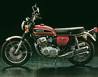 1975 Honda CB750 K5