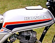 Decals For 1977 80 Honda Moped Small Street Bike