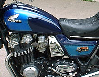 Decals For Classic Motorcycles Stickers Selfadhesive Made Of - Classic motorcycle custom stickers