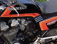 1982 Honda CB900F