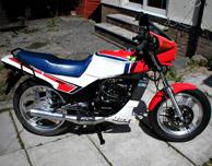 Honda MBX125F
