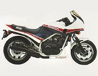 Honda VF1000 Interceptor