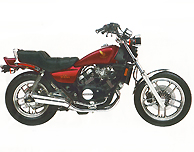 1984 VF1000F Interceptor decal set
