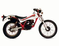 1986 Honda TLR200