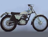 1974 Honda TL125