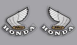 1973 Honda TL125 K0 decals