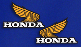 1976 Honda XL250 decals
