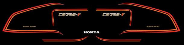 CB750F 1978