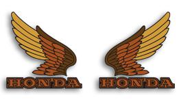 1984 Honda V30 Magna decal set