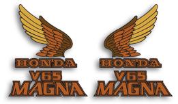 1984 Honda V65 Magna decal set