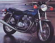 1978 Kawasaki KZ650 B2 - Z650 B2