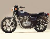 1977 Kawasaki KZ650 C1