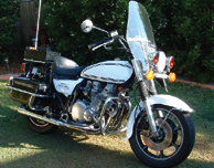 Decals for Classic Kawasaki KZ1000-C Police Decals
