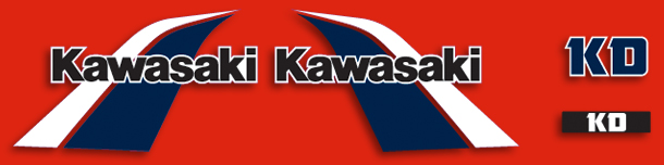 Kawasaki Kd Decals