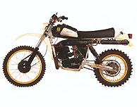 1979 Husqvarna WR370