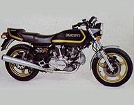 Ducati Darmah SD