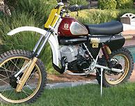 1982 Husqvarna 430 CR