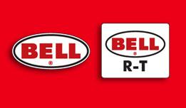 BELL R-T Helmet Decals