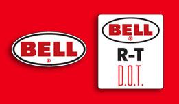 BELL R-T DOT Helmet Decals