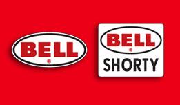 BELL SHORTY Helmet Decals