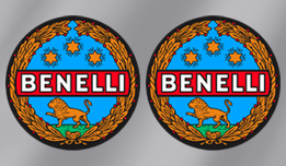 Benelli 75mm tank decals