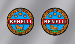 Benelli 60mm tank decals