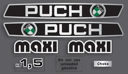 1977 PUCH MAXI