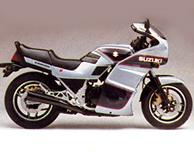 1984 Suzuki GS1150EF