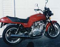 1982 Suzuki GS1100E